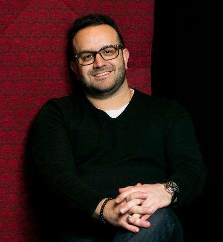 Michael Krost | Beard Stencil Founder