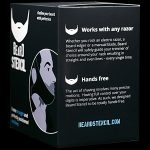 Beard Stencil | Beard Shaping Tool Box