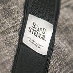 Beard Stencil Tag